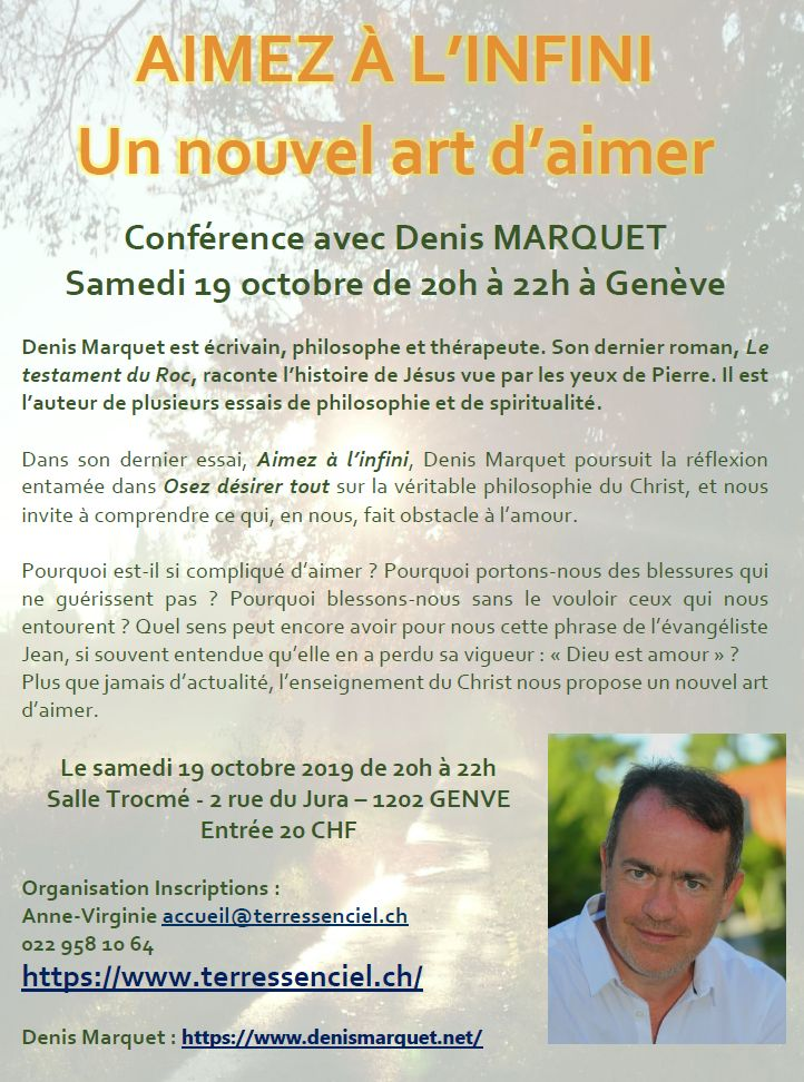 Terressenciel Denis Marquet
