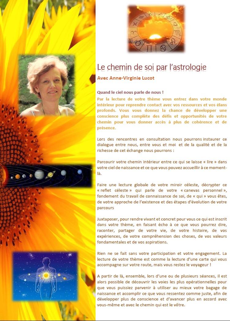 Terressenciel Astrologie Anne-Virginie Lucot