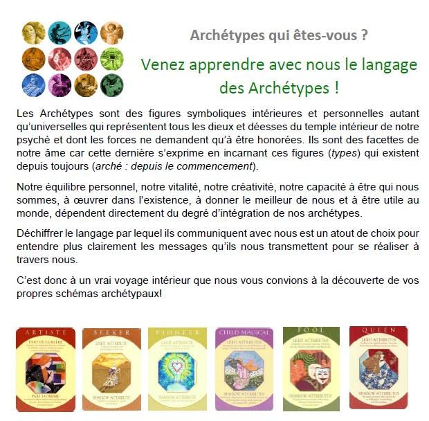 Terressenciel Archétypes